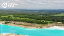 """Сибирские """"Мальдивы"""": смотреть приятно, купаться запрещено"""