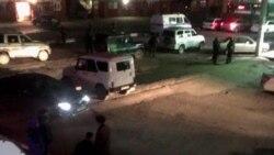 Подробности взрыва в Назрани