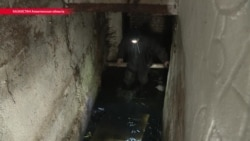 Две недели с замороженными трубами: коммунальный ад в 30 км от Алма-Аты