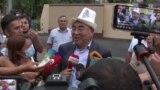 Askar Akaev in Kyrgyzstan - Aug 2, 2021