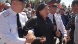 В Алматы 9 мая задержали мать-одиночку