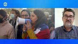 Игорь Семиволос – о протестах в Ереване