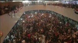 В Багдаде радикальные шииты заняли здание парламента Ирака
