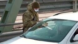 Как на украино-венгерской границе проверяют на коронавирус
