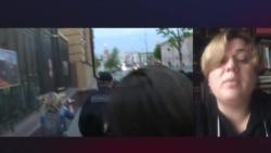 """Редактор издания """"Такие дела"""" рассказала о своем задержании на одиночном пикете"""