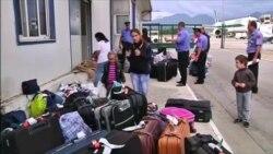 Германия высылает мигрантов из Албании, чтобы принять беженцев из Сирии