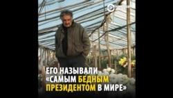 Самый бедный президент в мире: история Хосе Мухики
