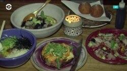 Японские вариации итальянской кухни