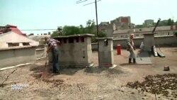 Тимуровцы-строители по-украински
