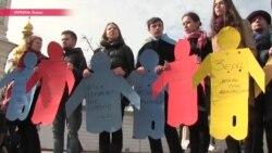 Во Львове помогают детям крымских татар, обвиненных в экстремизме