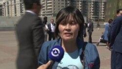 Многодетные матери Нур-Султана вышли на митинг и грозят объявить голодовку