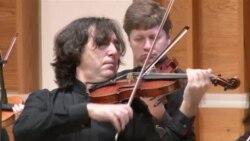 Дмитрий Берлинский: русский талант обучает скрипачей в США