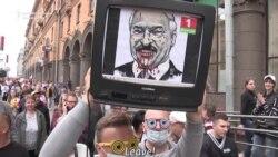 Massive March In Belarus Challenges Lukashenka