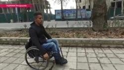 Ограниченные возможности неограниченно дают право просить милостыню на улицах Таджикистана