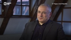 Khodorkovsky: After 10 Years In Prison, 'I've Paid My Dues'