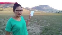 В районе спорной горы Унгар-Тоо на узбекско-киргизской границе узбекские десантники продолжают удерживать сотрудников киргизской телевышки