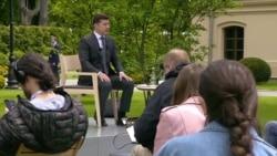 Как проходила пресс-конференция Зеленского и о чем говорил президент Украины