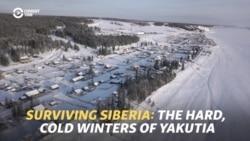 Surviving Siberia: The Hard, Cold Winters Of Yakutia