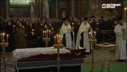 В Москве простились с убитым в Анкаре российским послом