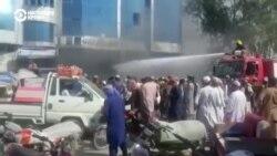 В восемнадцати провинциях Афганистана идут бои