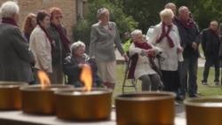В Латвии вспоминают жертв Холокоста