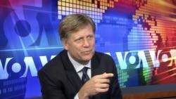 """Майкл Макфол: """"Я не очень оптимистичен по поводу того, что Запад может изменить Россию"""""""