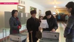 Сбой техники на каждом четвертом участке: как проходил референдум в Кыргызстане