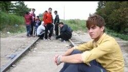 Как живут беженцы в лагере на севере Сербии