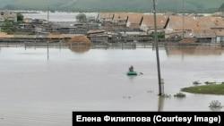 Затопленный Балей