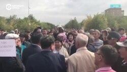 Азия: кто протестует в Казахстане