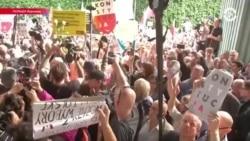 Протесты в Польше и отравление в Солсбери. Час Тимура Олевского
