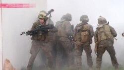 """Во Львовской области проходят многонациональные военные учения НАТО """"Рапид Трайдент"""""""