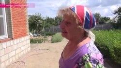 В станице Луганской сажают картошку под обстрелами