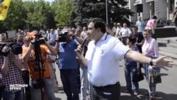 Саакашвили пообещал одесситам провести выборы городской администрации