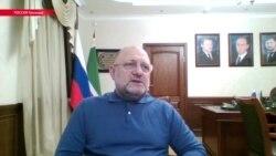 """Власти Чечни прокомментировали задержание сотрудника """"Мемориала"""""""