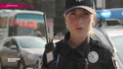 Новая киевская патрульная полиция