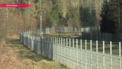 Зачем Литве забор на границе с Калининградской областью