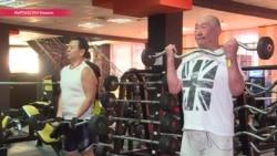 """""""Ничего у меня не болит!"""": 72-летний старик стал бодибилдером и учит английский"""