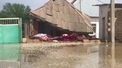Жители затопленных сел Казахстана не верят обещаниям властей о компенсациях