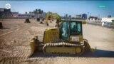 В Лас-Вегасе построили песочницу для взрослых