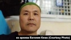Евгений Ким в Центре временного содержания иностранцев