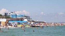 Как выглядит самоизоляция на одесских пляжах