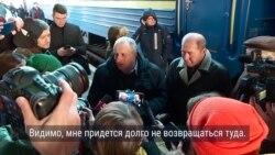 Журналист Николай Семена, осужденный в аннексированном Крыму, покинул полуостров