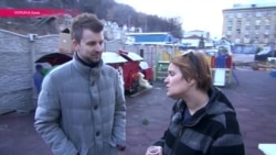 Один день из жизни киевского волонтера Леси