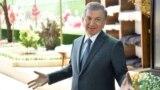 Uzbekistan - President Shavkat Mirziyoyev in Namangan region. June 26, 2020. Photo from the president's site.