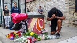 В Миннеаполисе четвертые сутки продолжаются протесты из-за гибели афроамериканца при аресте