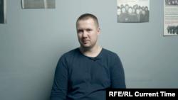 "Руслан Вахапов. Кадр из сериала ""Азбука тюрьмы""."