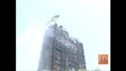 Пожар в Баку: погибли 15 человек