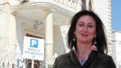 """На Мальте убита журналистка Дафне Каруана Галиция: она расследовала """"Панамский архив"""""""