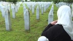 В Сребренице вспоминают жертв массового убийства мирных жителей